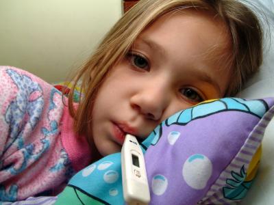 Influenza bambini: quanti giorni restare a casa senza scuola?