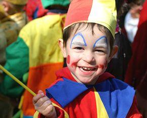 Filastrocche di Carnevale divertenti per i bambini