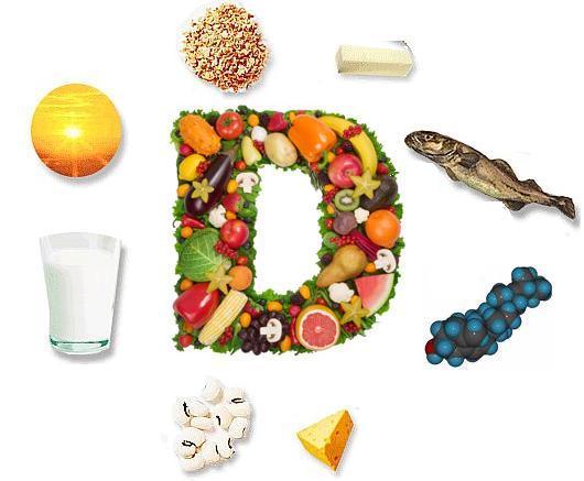 vitamina D bambini