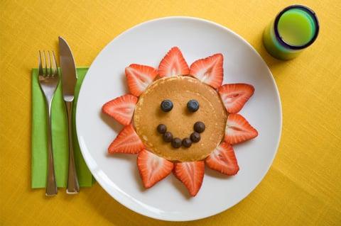 Frutta per bambini, le ricette più golose