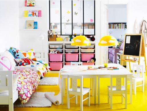 Scopri le camerette per bambini Ikea e i prezzi