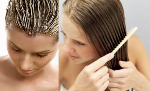 Maschere per capelli grassi