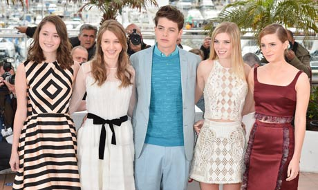 The Bling Ring Photocall at Cannes