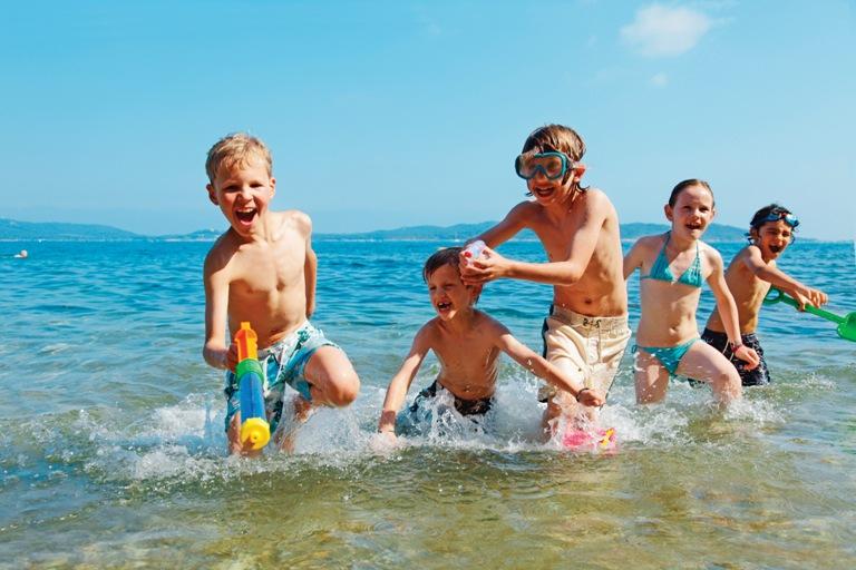 Le spiagge per bambini in Italia consigliate dai pediatri!