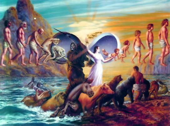 La Reincarnazione Nel Cristianesimo E Nel Buddismo, esiste?