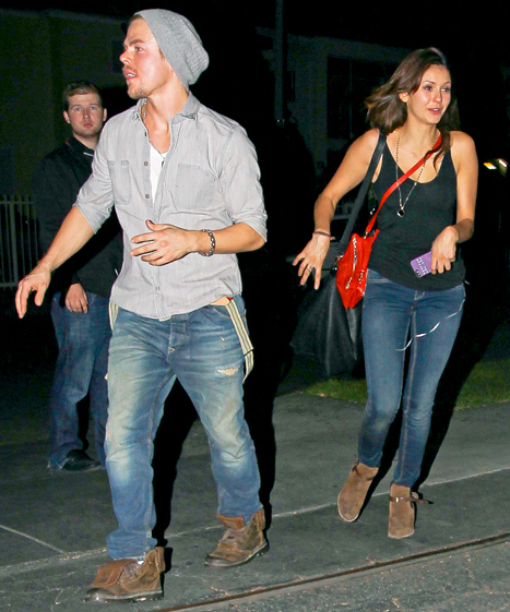 Nina dobrev and ian somerhalder dating again 2014