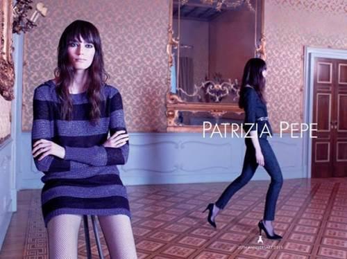 Patrizia Pepe collezione Autunno Inverno 2013-2014