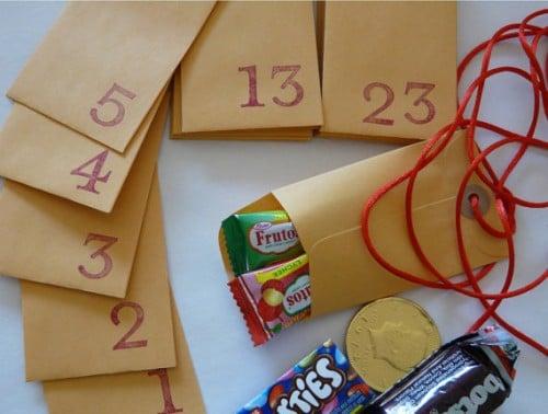 Calendario dell 39 avvento fai da te per natale for Calendario avvento fai da te