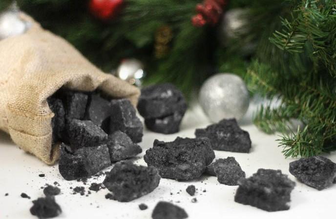 La ricetta del carbone dolce della befana!