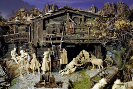 I presepi di tutto il mondo in Alto Adige