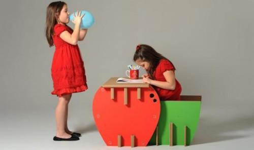 Fiera del mobile di milano le novit per i bambini for Mobile per bambini