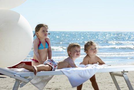 Vacanze con i bimbi con i Family Hotels