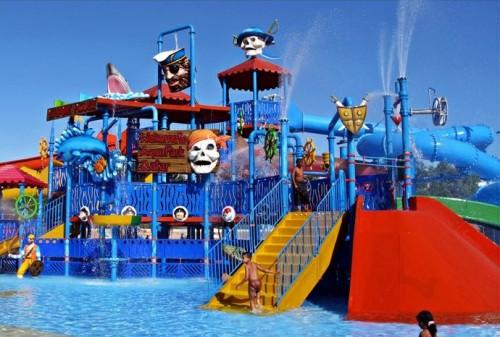 I 4 parchi acquatici più divertenti per i bambini