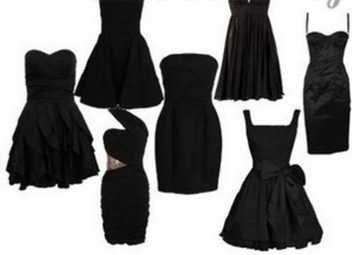 Che stile ha chi si veste sempre di nero?