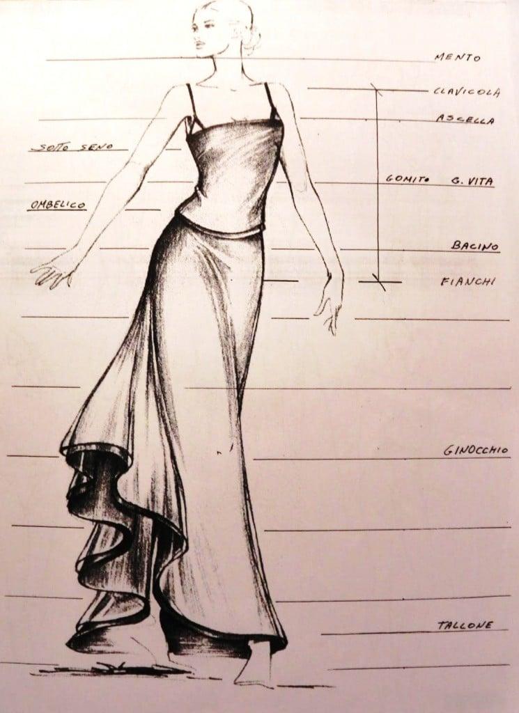 Corso online disegno di moda proporzioni figura vestita for Disegno del piano online