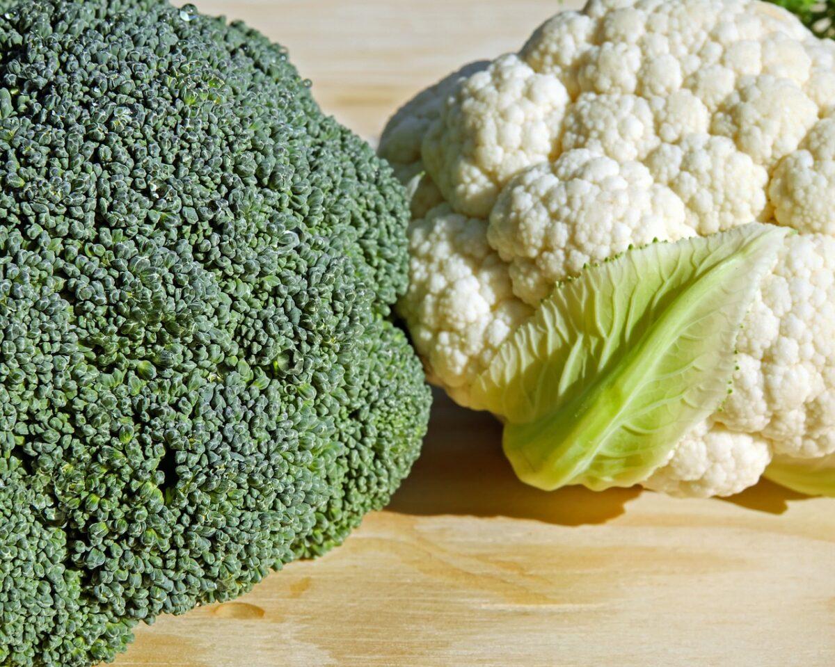 Broccoli, Cavolfiori