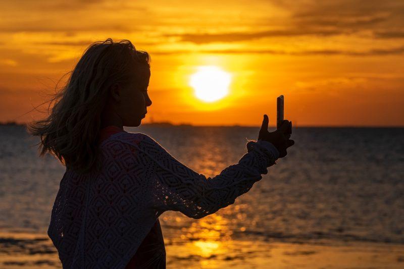 5 regole per fare un selfie perfetto