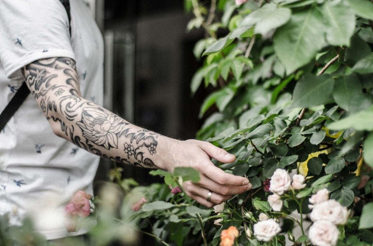 Tatuaggi, Giapponesi