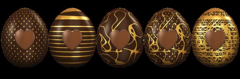 Ricetta uovo di Pasqua