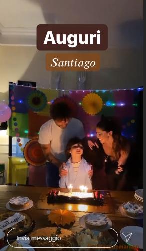 santiago torta