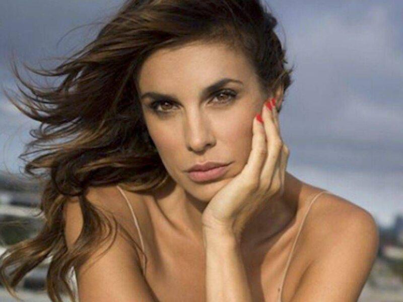"""Elisabetta Canalis vaccinata: """"Ora potrò riabbracciare mia mamma"""""""