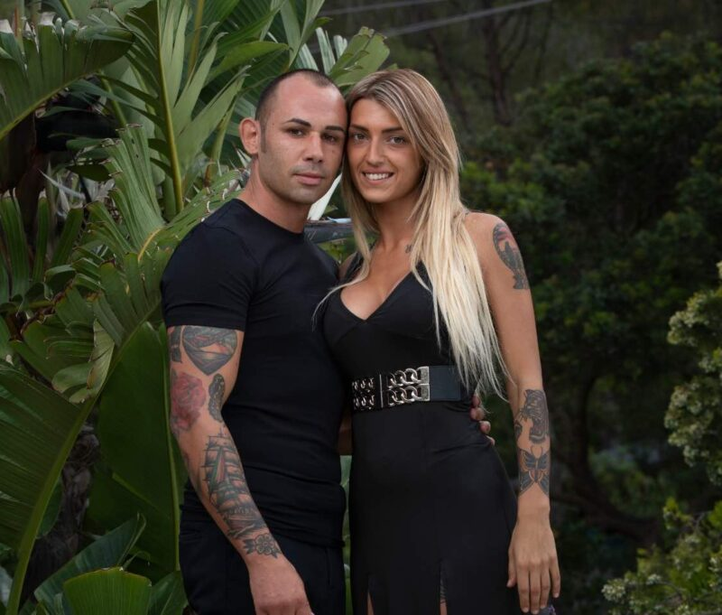 Temptation Island: Ciavy risponde alla Lucarelli