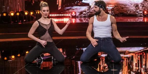 gilles-rocca-lucrezia-lando-boogie-ballando-2020