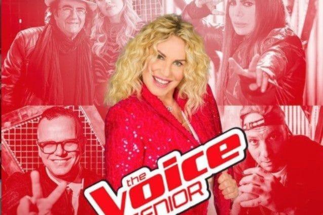 The Voice: Antonella Clerici boom di ascolti