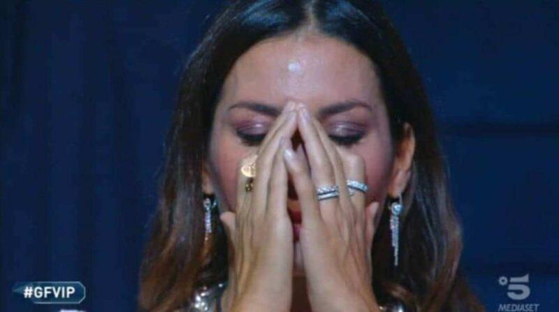 GF Vip: paura per Elisabetta Gregoraci