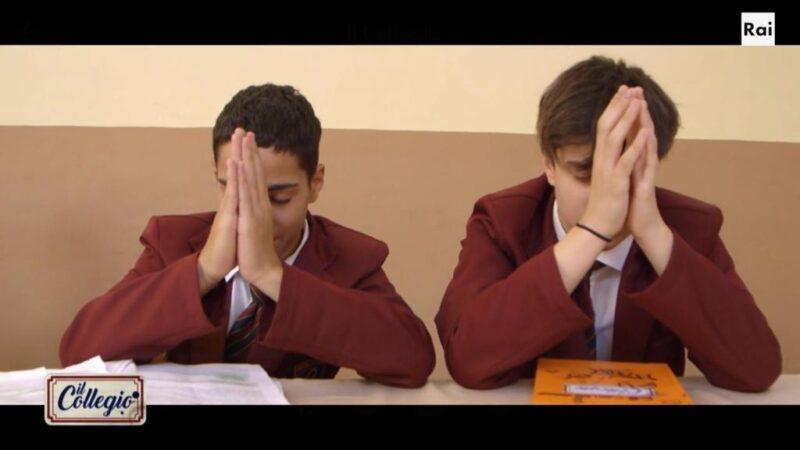 Il Collegio 5 anticipazioni oggi 15 Dicembre: chi riuscirà a superare l'esame?