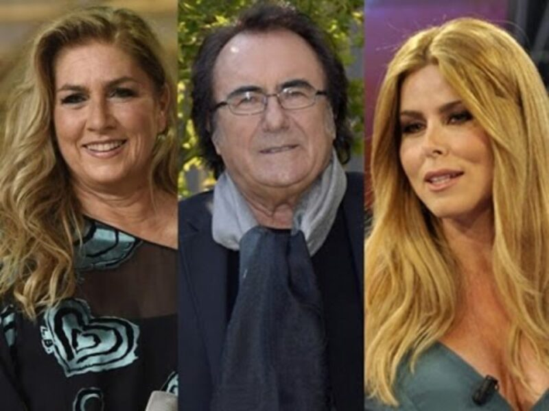 Loredana Lecciso: famiglia allargata con Albano e Romina