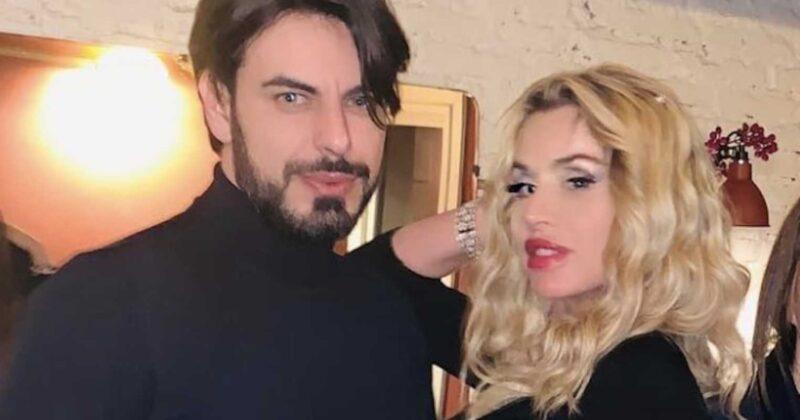 Valeria Marini confessa tutto: l'addio Gianluigi Martino