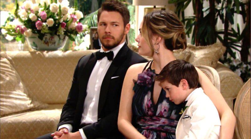 Beautiful anticipazioni oggi 24 Gennaio: Liam e Hope, matrimonio a rischio