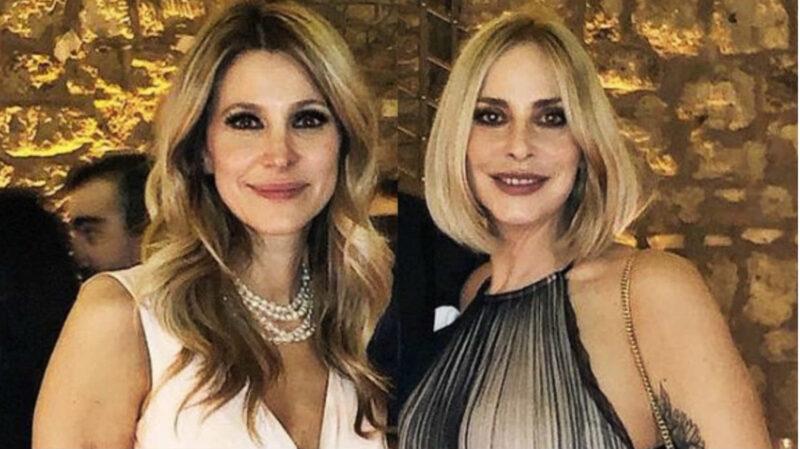 GF Vip, Stefania Orlando: Adriana Volpe dice la sua su di lei