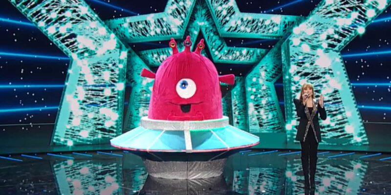 Il Cantante Mascherato: Baby Alieno si ritira