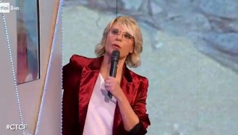 Maria De Filippi: da Fazio per risponde alle critiche