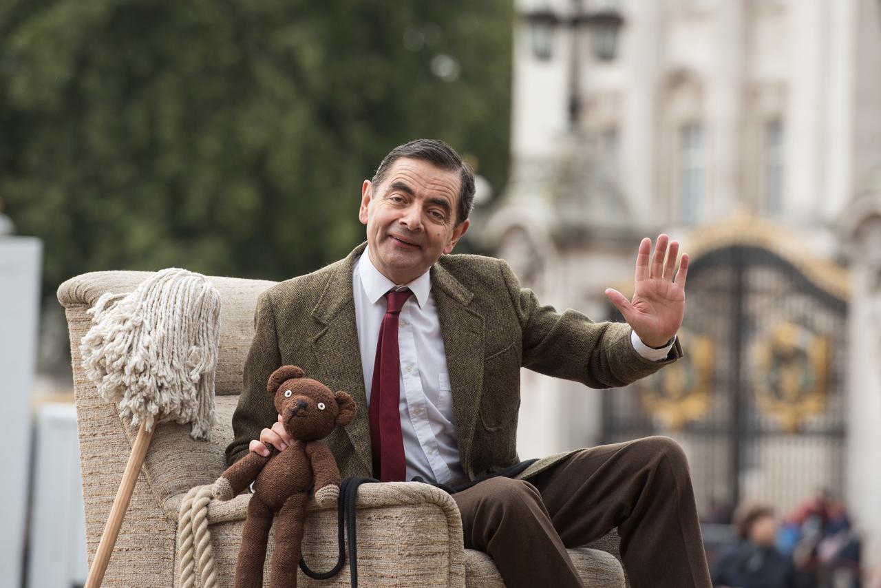 Mr Bean 2021