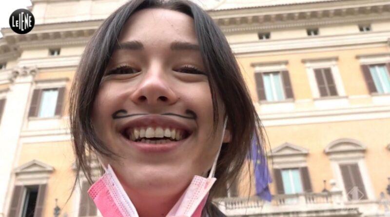 Aurora Ramazzotti in tv: è una nuova inviata delle Iene