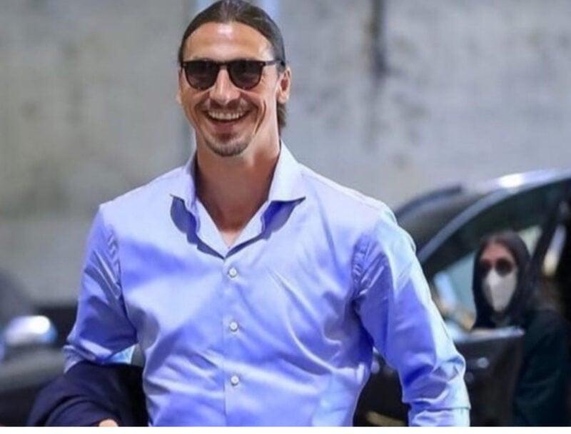 Avanti un Altro: spunta lo iettatore in una foto con Ibrahimovic