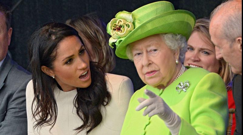 Reali: la Regina Elisabetta contrattacca i Sussex