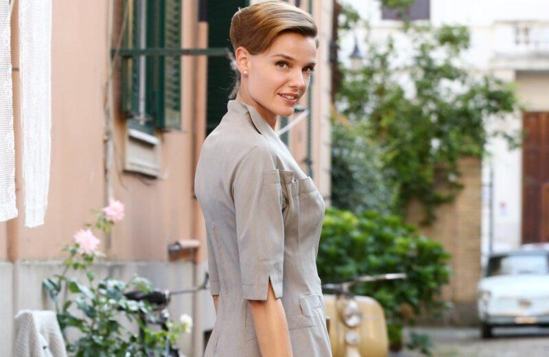 Il Paradiso delle Signore: chi è Christiane Filangieri, l'attrice che interpreta Clara Mantovani?
