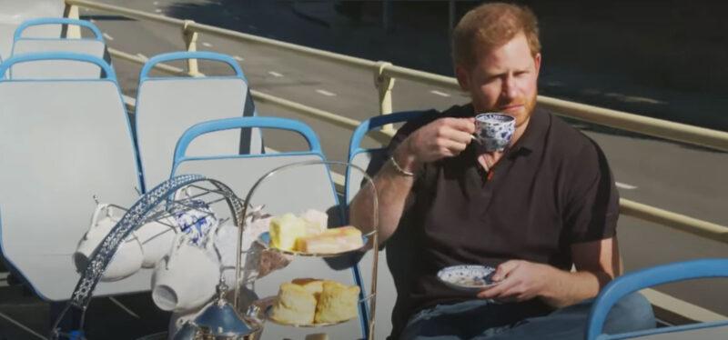 """Il principe Harry parla di Londra """"Ambiente tossico"""""""