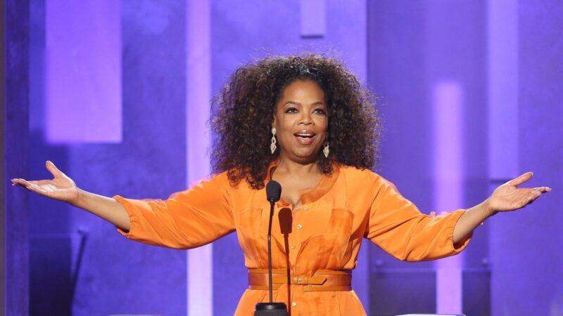 Oprah Winfrey come Barbara D'Urso?