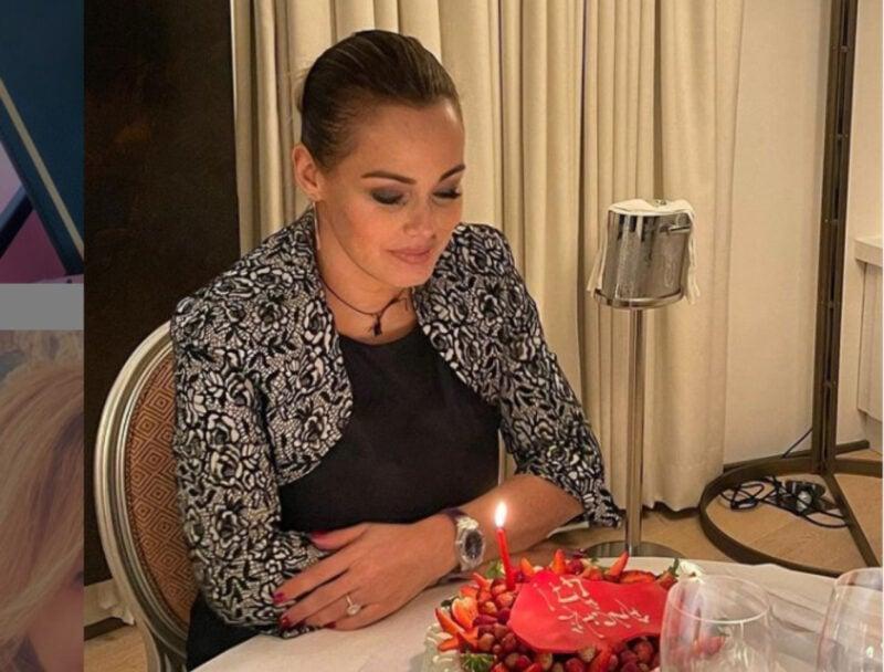 Sonia Bruganelli: gli speciali festeggiamenti per il compleanno