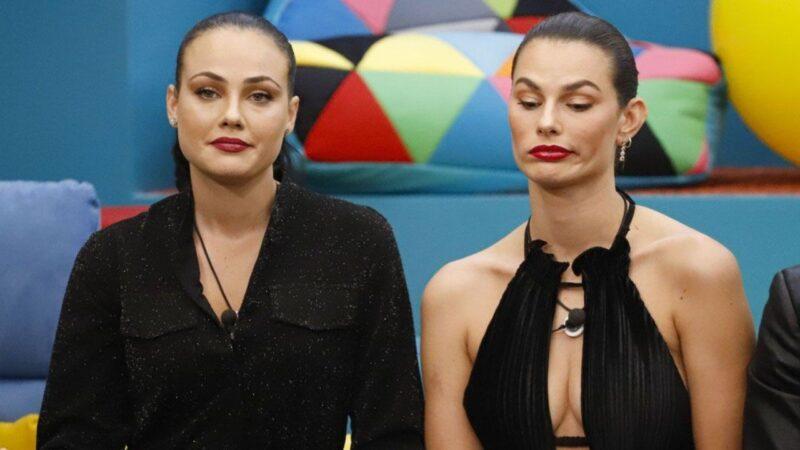 GF Vip: finita l'amicizia tra Rosalinda e Dayane?