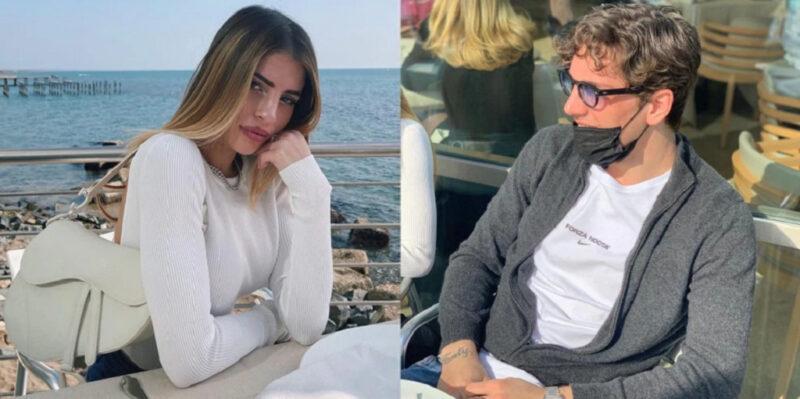 Nasti e Zaniolo: primo weekend d'amore