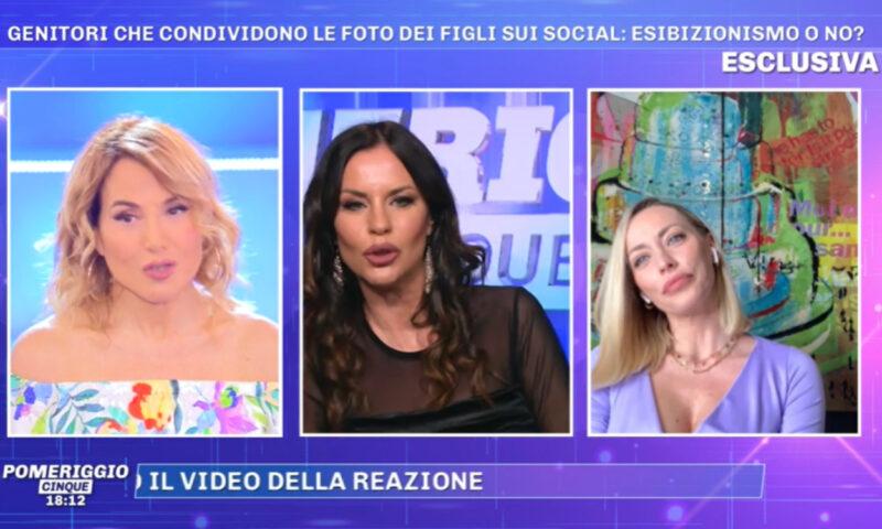 """Pomeriggio 5, Antonella Mosetti: """"Ecco perché Asia non va in tv"""""""