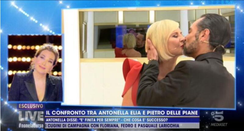 Temptation Island: Antonella Elia riprende Pietro ma ad una condizione
