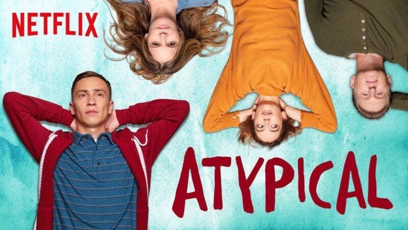Netflix, Atypical: trama e cast