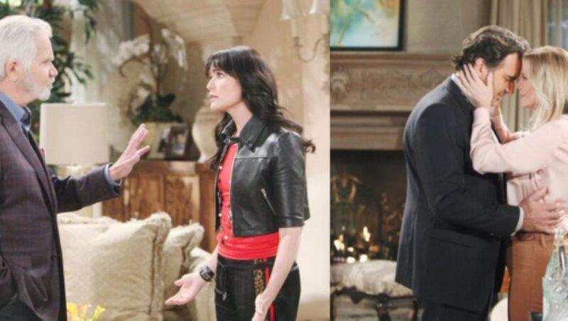 Beautiful anticipazioni oggi 22 Aprile: Brooke vuole allontanare Quinn da Eric